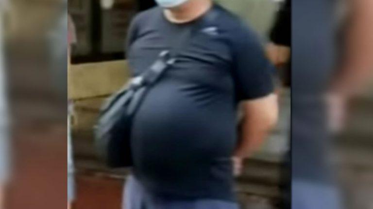 街上多了大肚男?